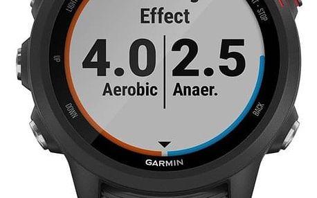 GPS hodinky Garmin Forerunner 245 Music Optic černé (010-02120-30)