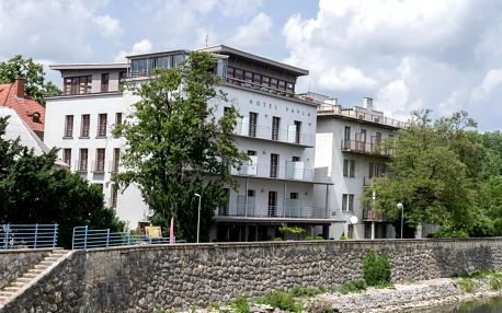 Západní Slovensko: Hotel Pavla