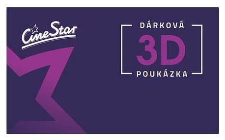 Cinestar 249 Kč