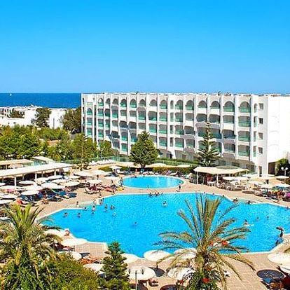 Tunisko, Port El Kantaoui, letecky na 5 dní all inclusive
