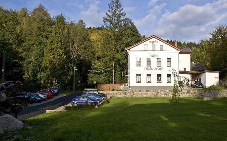Jizerské hory: Hotel a restaurace Epocha