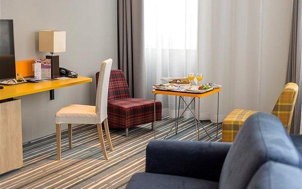 SÁRVÁR - Hotel PARK INN, Maďarsko, vlastní doprava, all inclusive5