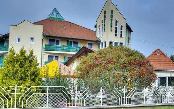 Hotel Aquatherm , Maďarsko, Termální lázně Maďarsko, Zalakaros, vlastní doprava, polopenze2