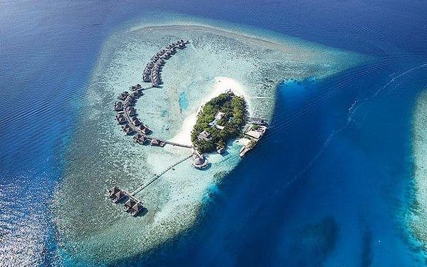 16.04.2020 - 24.04.2020 | Maledivy, Jižní Atol Male, letecky na 9 dní all inclusive2