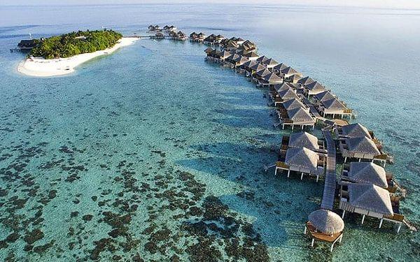 16.04.2020 - 24.04.2020 | Maledivy, Jižní Atol Male, letecky na 9 dní all inclusive3