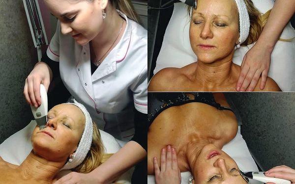 Kompletní ošetření vč. galvanické žehličky (90 minut)4
