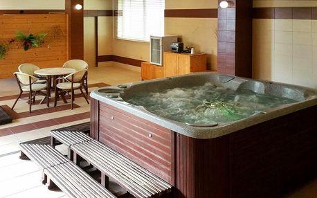 Soukromá relaxace pro 2: hodina v masážní vířivce