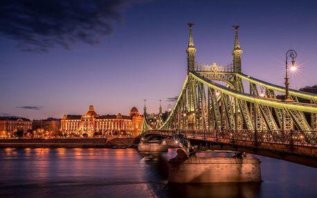 Maďarsko: Danubius Hotel Gellért