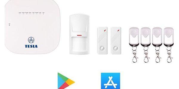 Alarm Tesla SecureQ i7 (SECQI7)4