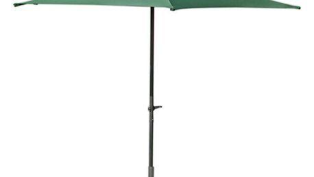 Tradgard 3893 Slunečník ø 270 cm - zelený