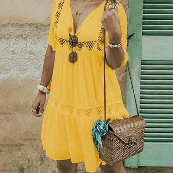 Letní šaty Miracle