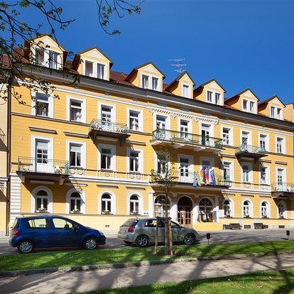 Lázeňský hotel Dr. Adler, Františkovy Lázně