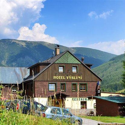 Hotel Výsluní, Krkonoše a Podkrkonoší