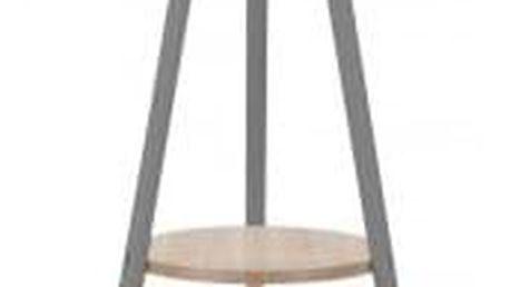 Lampa Vaio grey (šedá, 148 cm)
