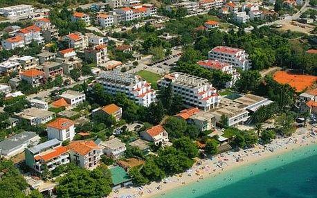 Chorvatsko - Gradac na 8 dnů, polopenze