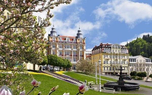 Hotel Hvězda - Mariánské Lázně