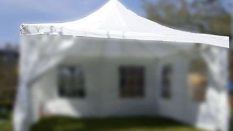 Náhradní střecha na party stan krémová 4 x 4 m KK-2008