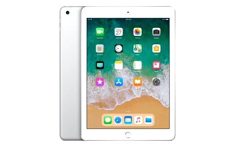 Dotykový tablet Apple iPad (2018) Wi-Fi 128 GB - Silver (MR7K2FD/A)