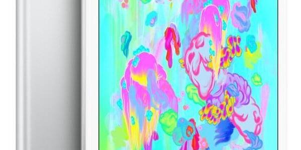 Dotykový tablet Apple (2018) Wi-Fi 128 GB - Silver (MR7K2FD/A)2