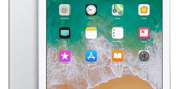 Dotykový tablet Apple (2018) Wi-Fi 128 GB - Silver (MR7K2FD/A)3