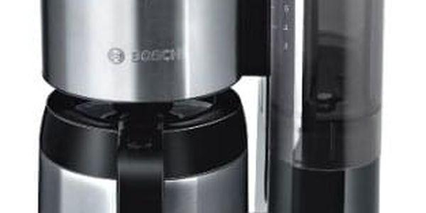 Kávovar Bosch Styline TKA8653 černý