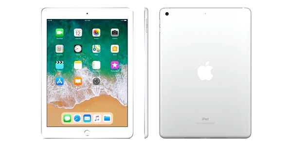 Dotykový tablet Apple (2018) Wi-Fi 128 GB - Silver (MR7K2FD/A)4