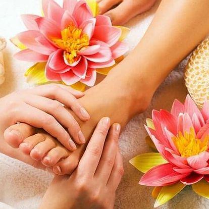 Orientální terapie nohou