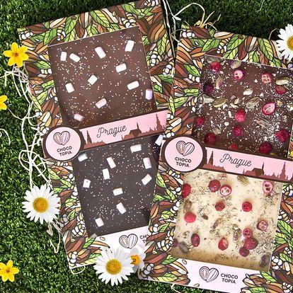 Kurzy výroby čokolády: teorie, praxe i ochutnávky