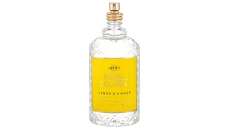 4711 Acqua Colonia Lemon & Ginger 170 ml kolínská voda tester unisex