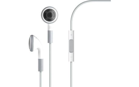 Apple MB770G pro iPhone, 3,5 mm bílé (MB770G/A)