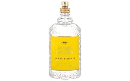4711 Acqua Colonia Lemon & Ginger 170 ml kolínská voda tester unisex