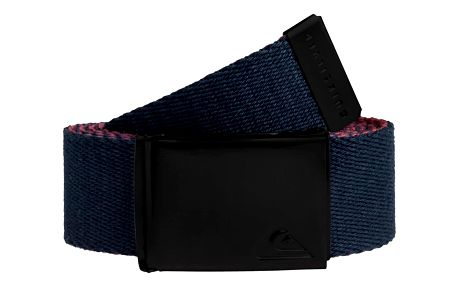 Pásek Quiksilver The Jam navy blazer