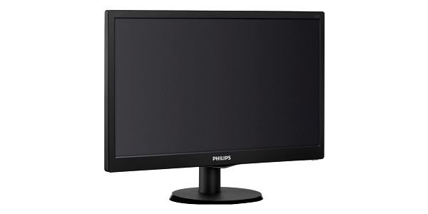 Monitor Philips 203V5LSB26 (203V5LSB26/10) černý3