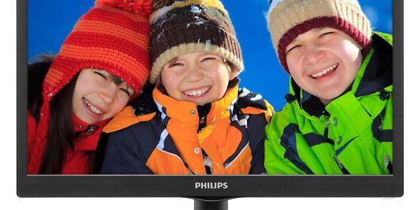 Monitor Philips 203V5LSB26 (203V5LSB26/10) černý5
