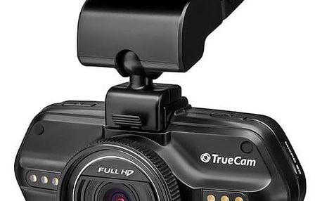 Autokamera TrueCam A5S černá