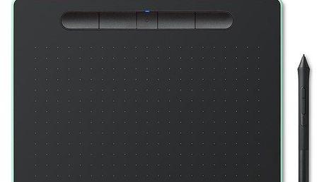 Tablet Wacom Intuos M Bluetooth - pistáciový (CTL-6100WLE)