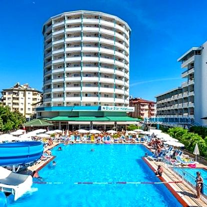 Turecko, Alanya, letecky na 4 dny all inclusive