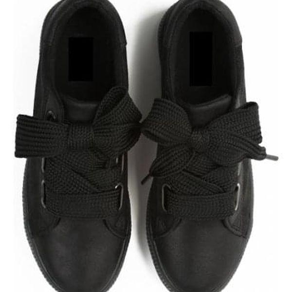 Dámské černé tenisky Model 83823