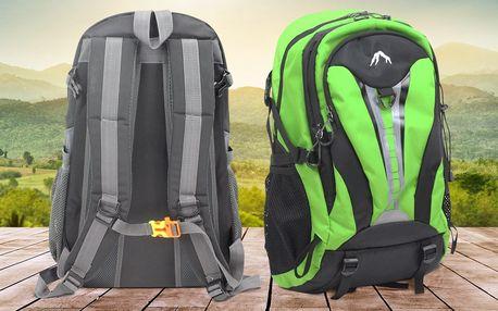 Sportovní turistický batoh Cappa z odolného nylonu