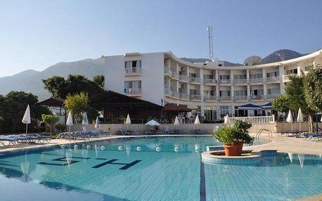 Kypr, Kyrenia, letecky na 8 dní snídaně