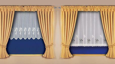 Metrážová záclona Tylex Classic v 7 vzorech