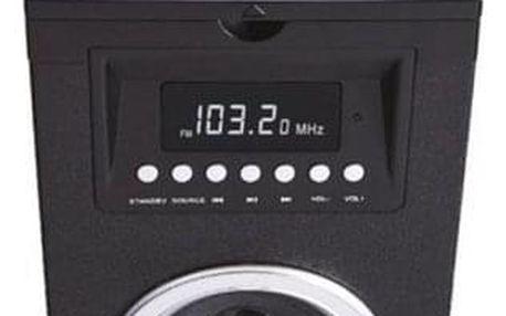 Party reproduktor Thomson DS120CD černý