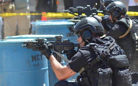 Zažijte výcvik jednotky rychlého nasazení S.W.A.T