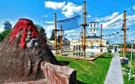 Zábavní park Permonium® a nový Duhový svět