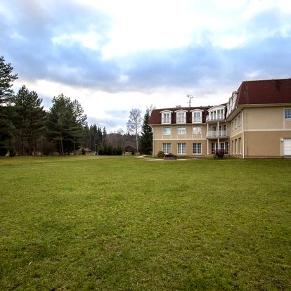 Adršpašsko-teplické skály: Hotel Adršpach