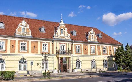 Maďarsko: Hotel Kristály Imperial