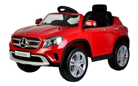 Buddy Toys BEC 8111 Mercedes GLA červený
