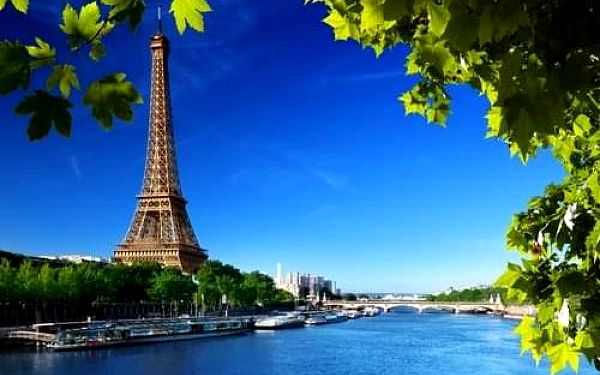 Paříž, Île-de-France