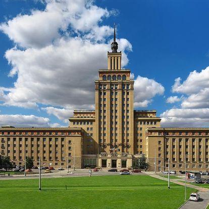 Praha a okolí: Hotel International Prague