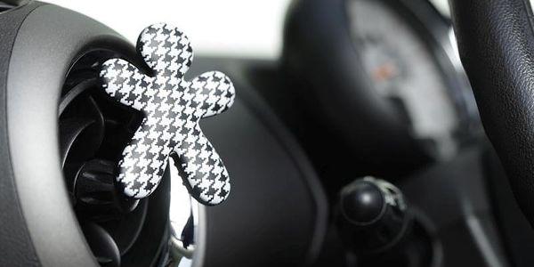 Vůně do auta Mr&Mrs FRAGRANCE Niki Black orchid2